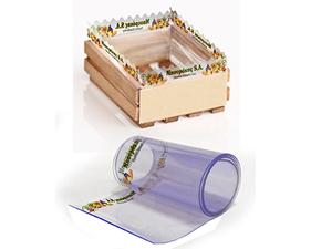 Περιμετρικό διάφανο PVC τελάρου Bourakis