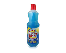 Label - Cleaning fluid Sweep