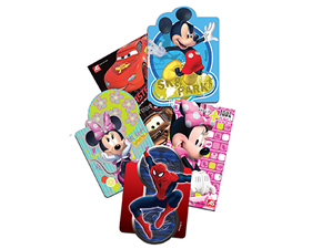 Stickers for kids AS COMPANY