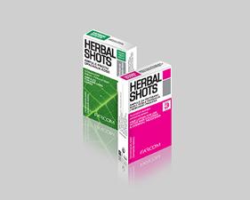 Κουτιά για αμπούλες Herbal Shots