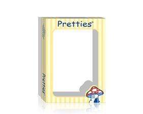 Κουτί παιδικών ρούχων Pretties