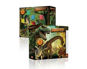 Κουτί Παιχνιδιού AS Company-Δεινόσαυροι